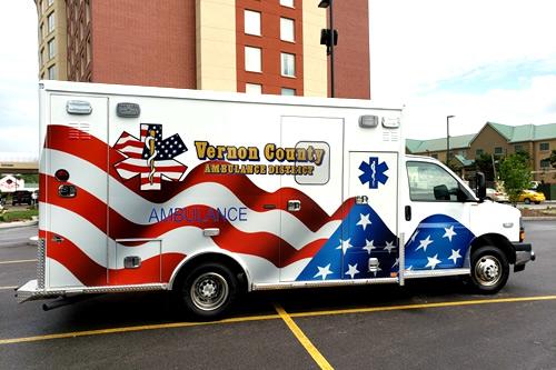 Vernon County Ambulance District, Nevada, MO